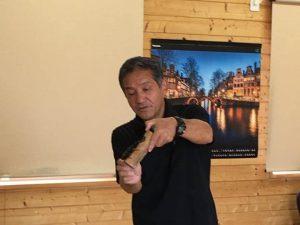 講師の佐藤 敬先生